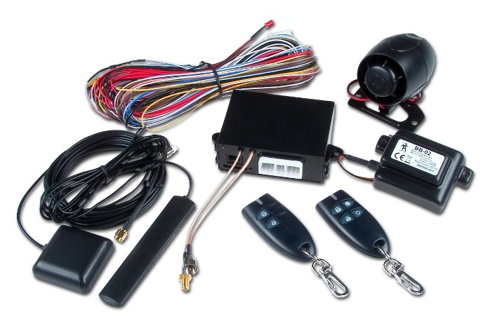 Vehicle Security Car Alarms Gear Locks And Car Anti
